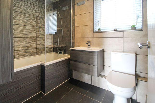 Bathroom of Garfield Close, Littleover, Derby DE23