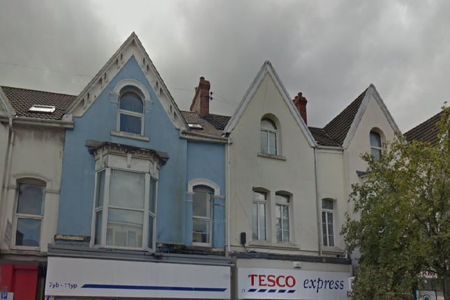 Thumbnail Terraced house to rent in Uplands Crescent, Uplands Swansea