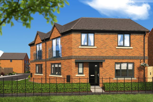 Thumbnail Semi-detached house to rent in Castlemilk Court, Winsford