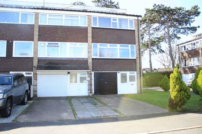 Thumbnail Terraced house for sale in The Wicket, Hythe, Southampton