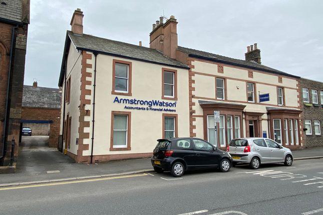 Thumbnail Office for sale in Duke Street, Penrith