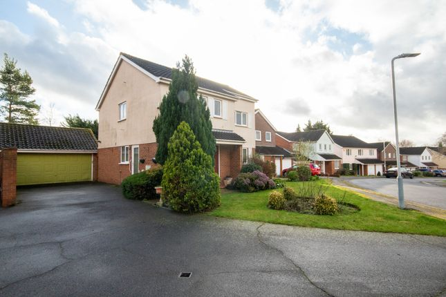 Thumbnail Detached house for sale in Courtlands Close, Ruislip, Middlesex