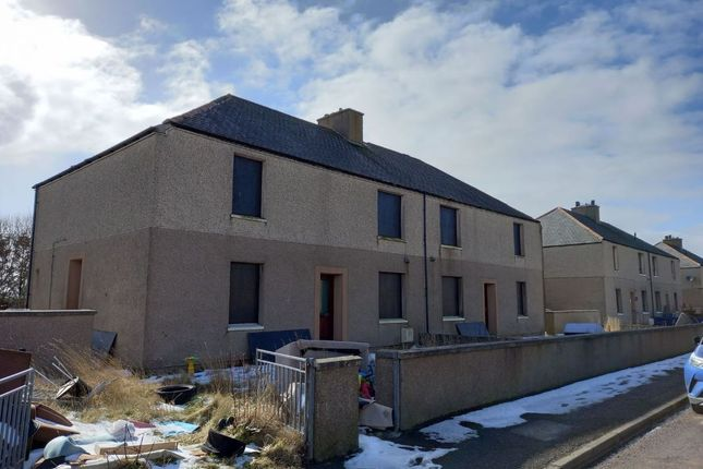 2 bed flat for sale in 38 Kennedy Terrace, Wick, Caithness KW1