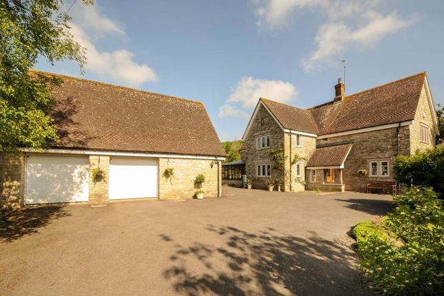 Thumbnail Detached house for sale in Holywell, Dorchester, Dorset