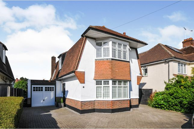 3 bed detached house for sale in Pickhurst Lane, Bromley BR2