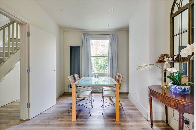 Dining Room of Reporton Road, Fulham, London SW6