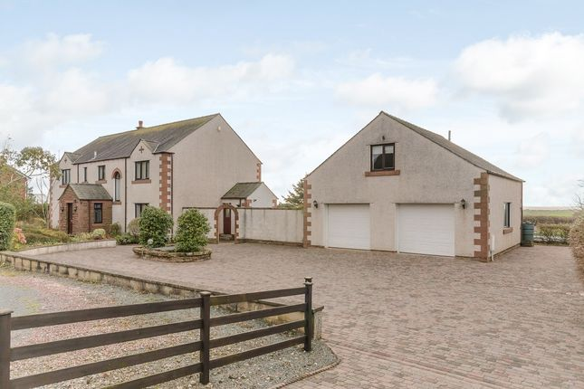 Thumbnail Detached house for sale in Thorntrees Drive, Egremont, Cumbria