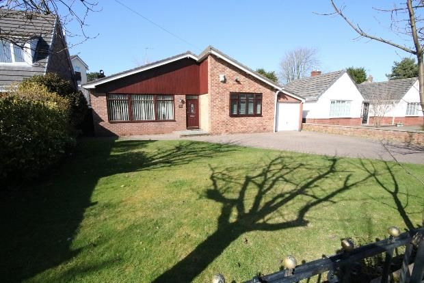 Thumbnail Detached bungalow for sale in Timms Lane, Formby, Liverpool
