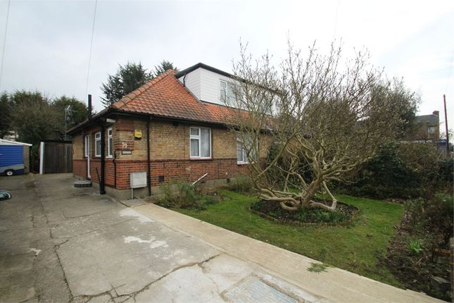 Thumbnail Semi-detached bungalow to rent in Mead Road, Uxbridge, Greater London