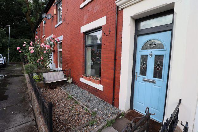 Thumbnail Terraced house for sale in Woodland Place, Lower Darwen, Darwen