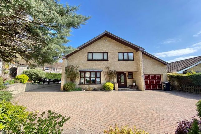 Thumbnail Detached house for sale in Ringwood Grove, Weston-Super-Mare