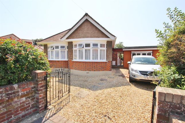 Thumbnail Detached bungalow for sale in Romney Close, Northbourne, Bournemouth