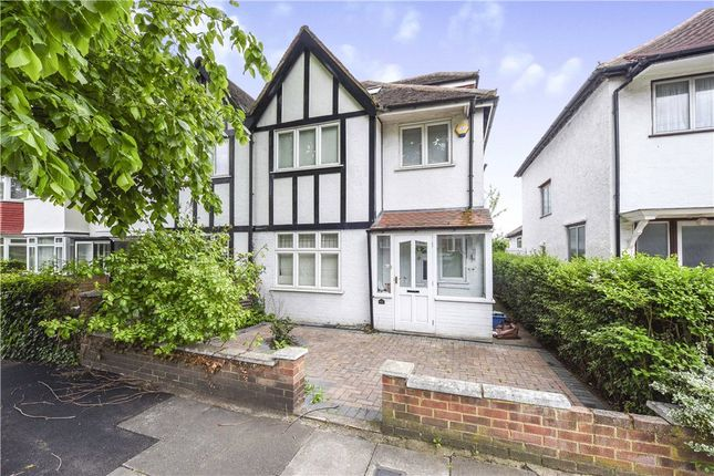 Thumbnail End terrace house to rent in The Ridgeway, Acton
