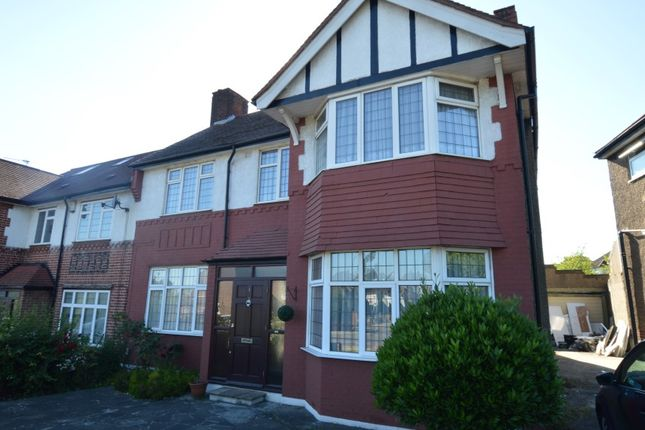 Thumbnail Semi-detached house for sale in Wilmer Way, Arnos Grove, London