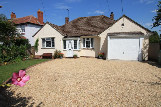 Thumbnail Detached bungalow for sale in Stowey Park, Yatton, North Somerset