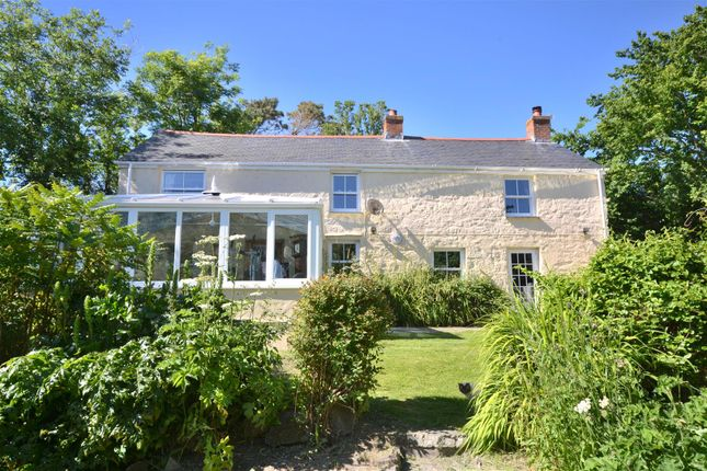 Thumbnail Detached house for sale in Mullion, Helston