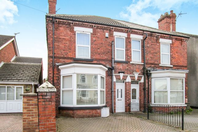 Thumbnail Semi-detached house for sale in King Edward Road, Thorne, Doncaster