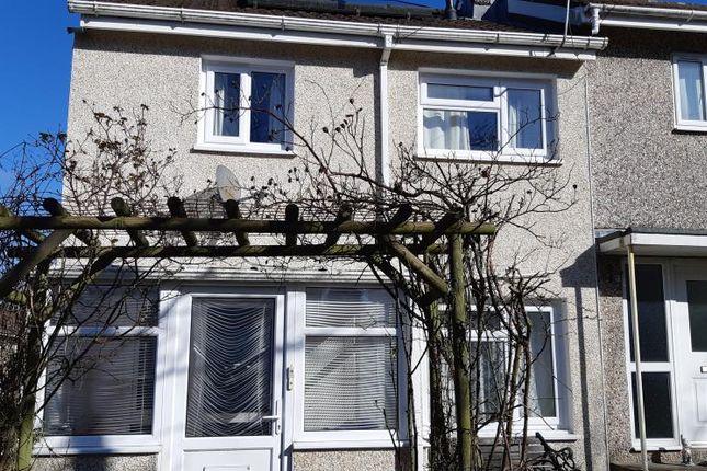 Thumbnail End terrace house for sale in Llandrindod Wells, Powys LD1,