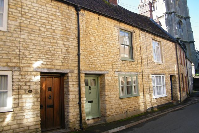 Thumbnail Terraced house for sale in Mill Street, Calne