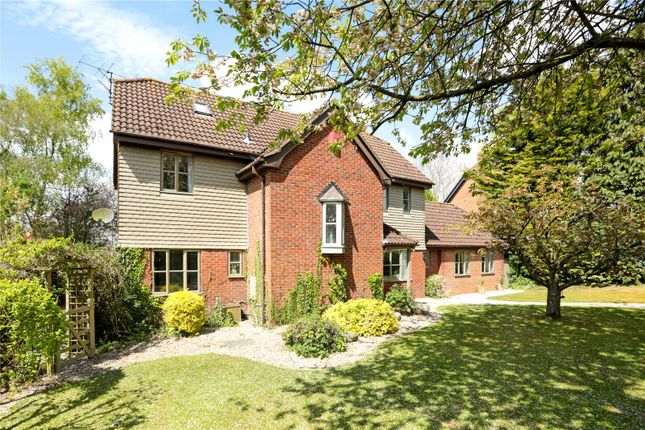 Thumbnail Detached house for sale in Ogbourne St. George, Marlborough, Wiltshire