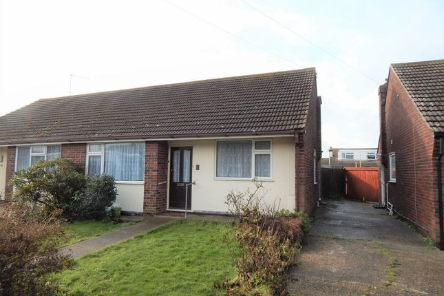 Thumbnail Semi-detached bungalow to rent in Eves Court, Dovercourt