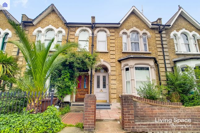 Thumbnail Terraced house for sale in Powerscroft Road, Clapton