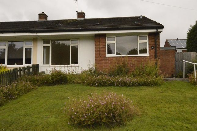 Thumbnail Bungalow to rent in Yates Way, Ketley Bank, Telford