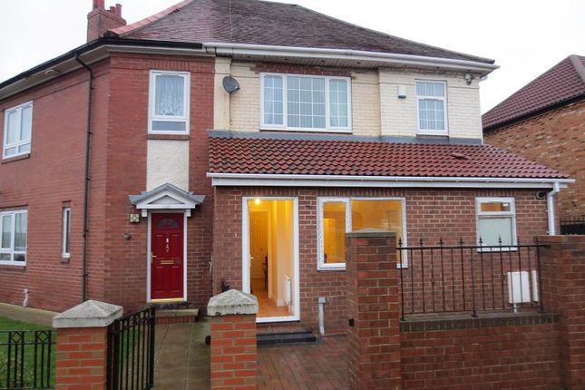 Thumbnail Flat to rent in Ponteland Road, Newcastle Upon Tyne, Tyne And Wear.