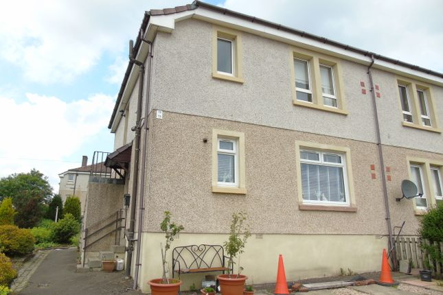 Thumbnail Flat for sale in Frew Street, Rawyards, Airdrie, North Lanarkshire