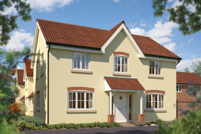Thumbnail Detached house for sale in Wookey Hole Road, Wells