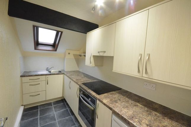Thumbnail Flat to rent in Blackburn Road, Oswaldtwistle, Accrington