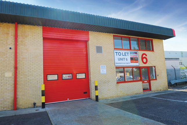 Thumbnail Light industrial to let in Raynham Close Industrial Estate, Bishop's Stortford