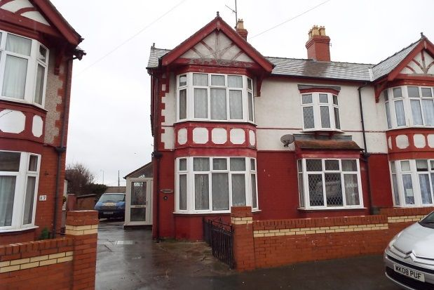 Thumbnail Property to rent in North Avenue, Rhyl