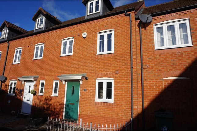 Thumbnail Terraced house to rent in Sheaves Park, Bristol