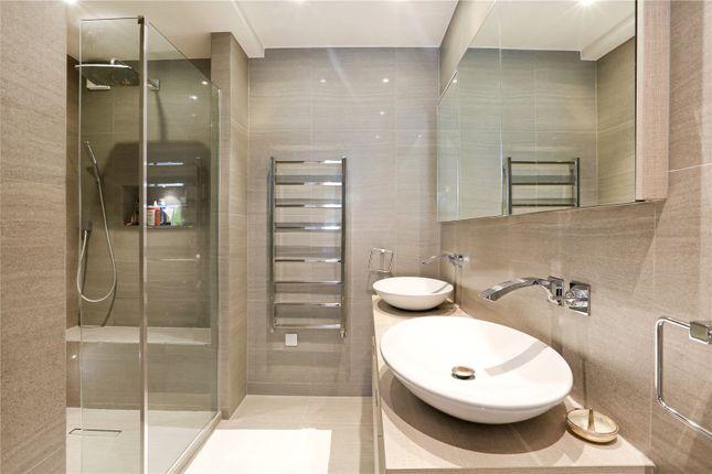 Bathroom of Gabrielle Court, 1-3 Lancaster Grove, Belsize Park, London NW3