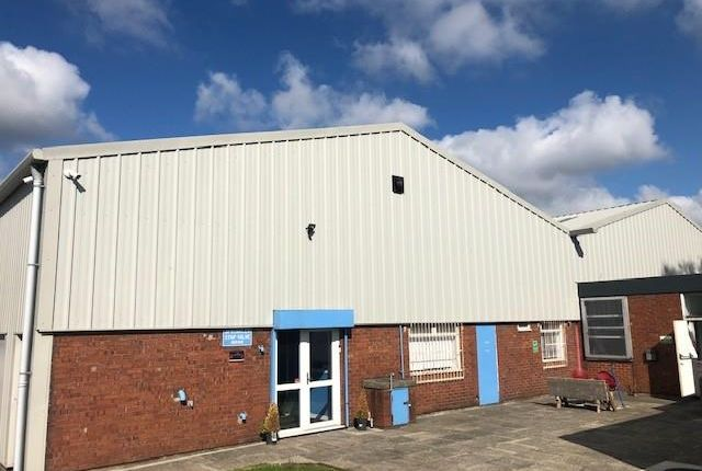 Thumbnail Warehouse to let in Units 2, 3 & 4, Centaur House, Gardiners Place, Skelmersdale, Lancashire