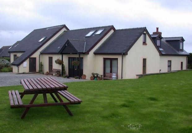 Thumbnail Detached house for sale in Erinfa, Croesgoch, Nr St Davids, Pembrokeshire