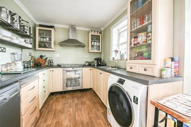 Thumbnail Terraced house for sale in Fourth Avenue, Gillingham, Kent