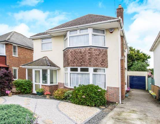 4 Bed Detached House For Sale In Strouden Park Bournemouth Dorset