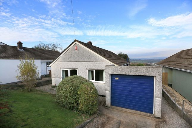 Thumbnail Detached bungalow to rent in Dunstone View, Plymstock, Plymouth