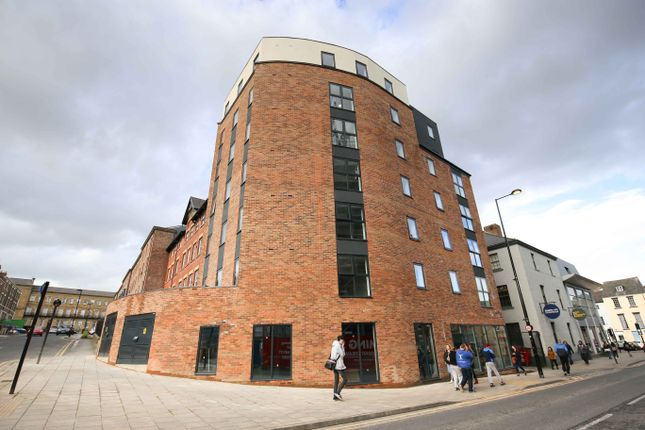 Thumbnail Flat for sale in St James' View, City Centre, Newcastle Upon Tyne