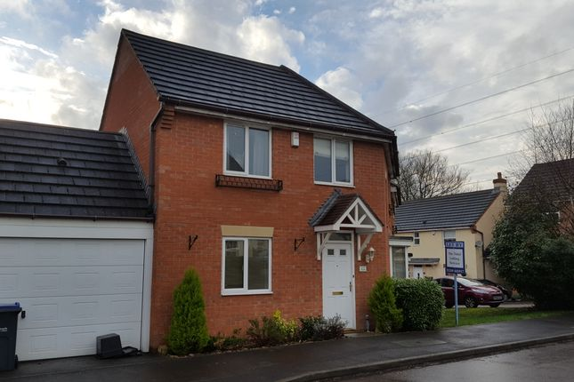 Thumbnail Semi-detached house to rent in Curlew Drive, Chippenham