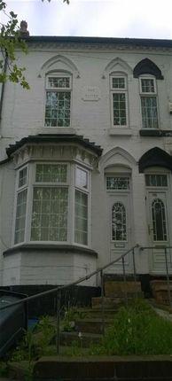 Thumbnail Terraced house to rent in St. Saviours Road, Saltley, Birmingham