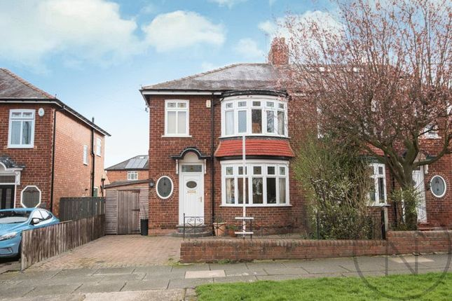 Thumbnail Semi-detached house for sale in Lunedale Road, Darlington