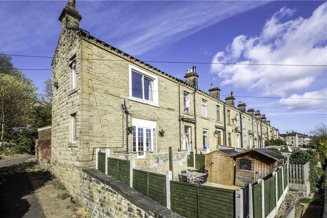 External Front of Stanley Terrace, Batley, West Yorkshire WF17