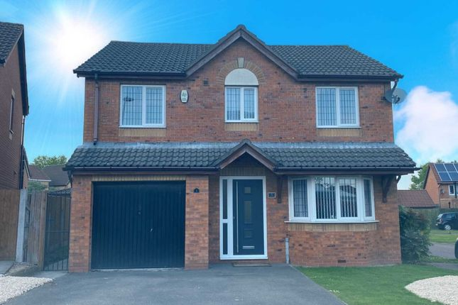 Thumbnail Detached house for sale in Lexington Way, Littledale