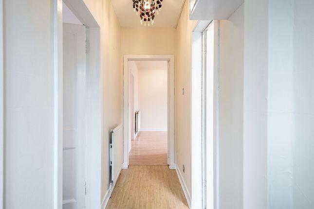 Hallway of Lilybank Crescent, Forfar, Angus DD8
