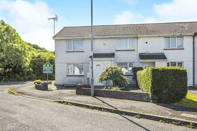Thumbnail Terraced house to rent in Aberdeen Close, St. Blazey, Par