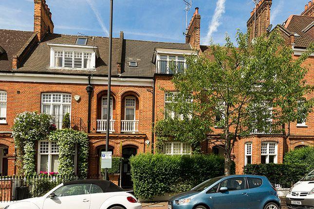 Thumbnail Town house to rent in Albert Bridge Road, Battersea