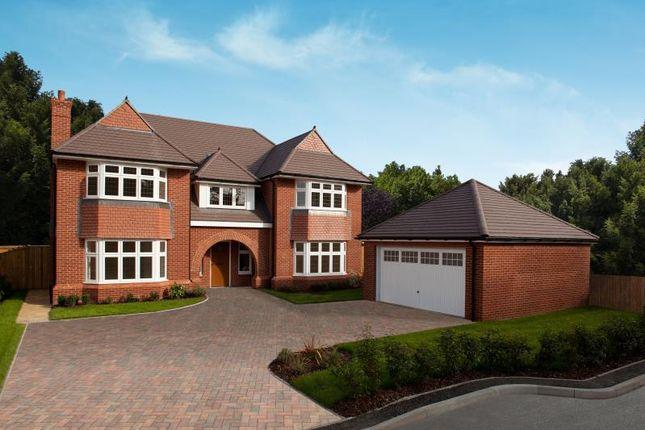 Thumbnail Detached house for sale in Hamilton Park, Maidenwell Avenue, Hamilton, Leicster
